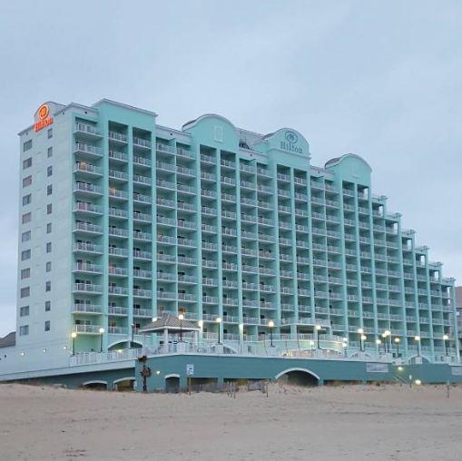 Hilton Oceanfront Suites