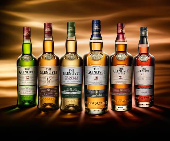 the-glenlivet-range-of-whiskies