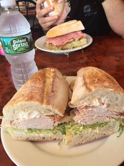 Hunter's Casual Crusades: Gianni's Italian Specialty Foods