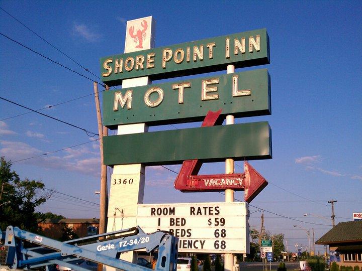 shorepointsignday