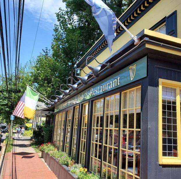 Restaurant Review 257 Dubliner On The Delaware New Hope